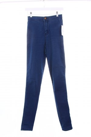 Asos Jeggings blau schlichter Stil
