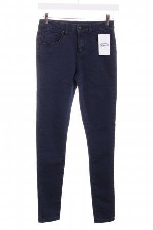 Asos Jeggings dark blue casual look