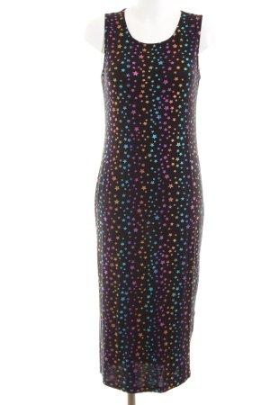 Asos Jersey Dress allover print elegant