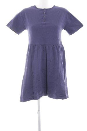 Asos Jersey Dress blue elegant