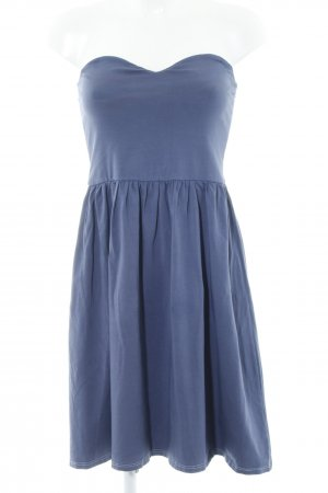Asos Jerseykleid grauviolett Elegant