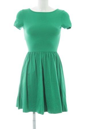 Asos Jerseyjurk groen casual uitstraling