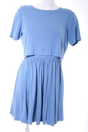 Asos Robe en jersey bleuet style décontracté