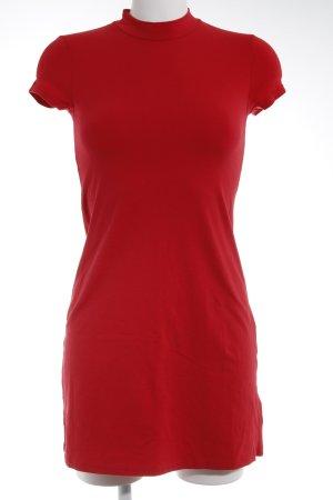 Asos Jerseyjurk rood casual uitstraling