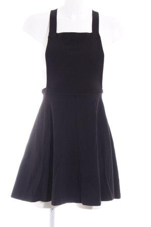Asos Jerseykleid schwarz Casual-Look