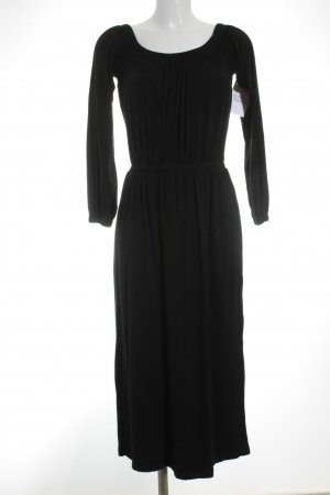 Asos Jerseykleid schwarz Elegant