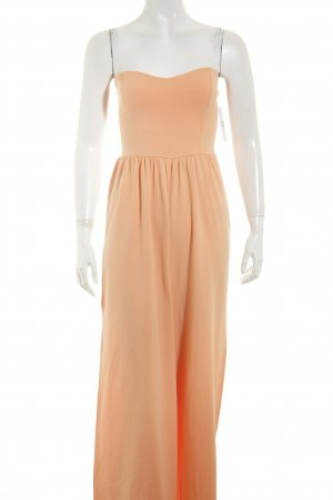 Asos Jumpsuit apricot-lachs Street-Fashion-Look
