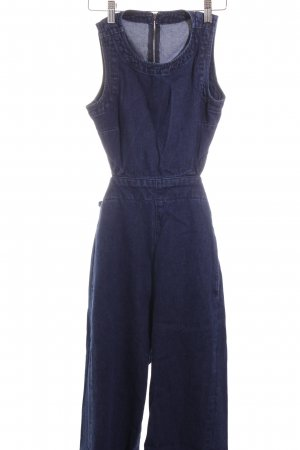 Asos Jumpsuit blau Casual-Look