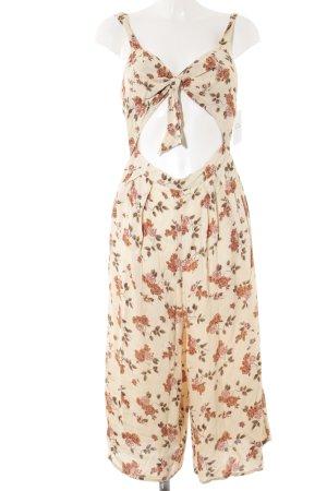 Asos Jumpsuit florales Muster Romantik-Look