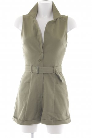 Asos Jumpsuit khaki Casual-Look
