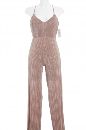 Asos Jumpsuit nude Casual-Look