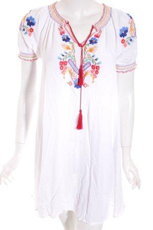 Asos Kaftan florales Muster Street-Fashion-Look