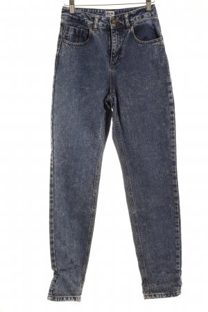 Asos Carrot Jeans steel blue second hand look