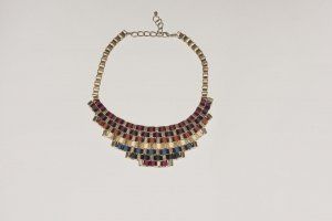 Asos Collier multicolore coton