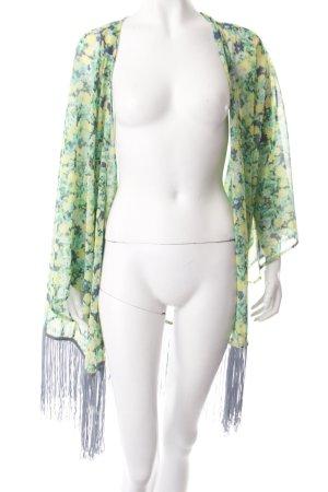 Asos Kimono Blumenmuster Boho-Look