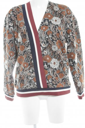 Asos Kimono Pullover florales Muster extravaganter Stil
