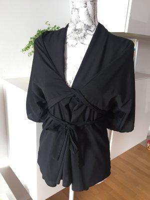 Asos Kimono schwarz Gr M-L