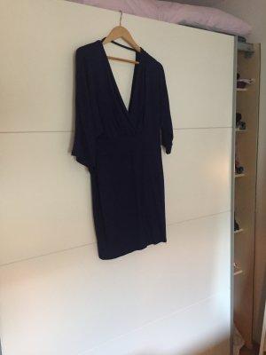ASOS Kleid dunkelblau Gr. 42 NEU