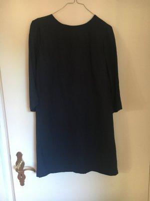Asos Kleid dunkelblau mit Ärmeln wie neu