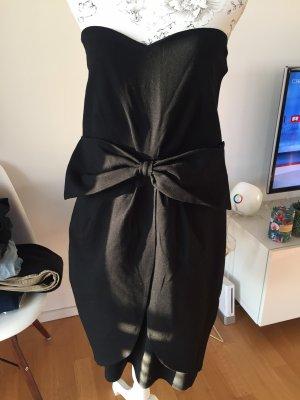 Asos Robe bandeau noir