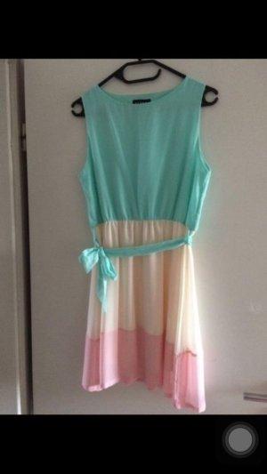 Asos Kleid in Pastellfarben Größe 40
