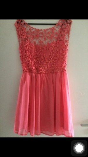 Asos Kleid Koralle Größe 40
