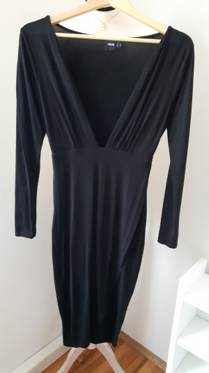 ASOS Kleid mit sehr tiefem Ausschnitt
