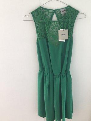 Asos - Kleid mit Spitzenapplikationen NEU Gr. S/ rückenfrei