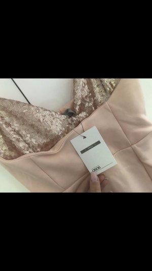 Asos Tall Evening Dress pink