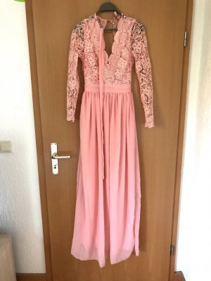 Asos Evening Dress pink-light pink