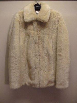 Asos Kunstfell Fake Fur Jacke Plüsch 60s Style