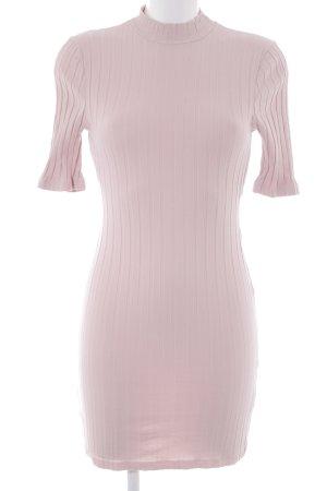 Asos Kurzarmkleid rosa Casual-Look