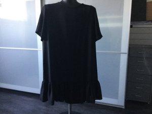 Asos Petite Vestido camisero negro