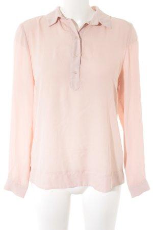Asos Langarm-Bluse rosé Casual-Look