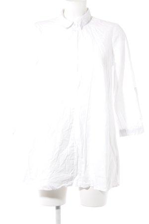 Asos Blouse à manches longues blanc élégant