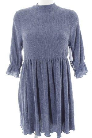 Asos Longsleeve Dress cornflower blue casual look