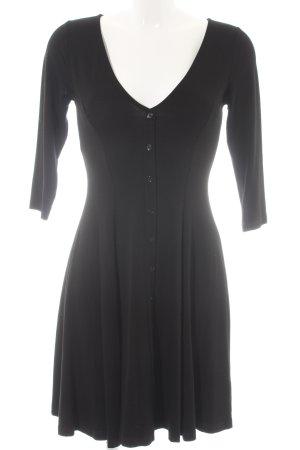 Asos Longsleeve Dress black casual look