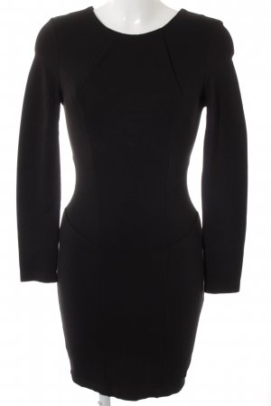 Asos Longsleeve Dress black elegant