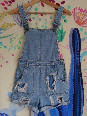 Asos Jeans met bovenstuk azuur
