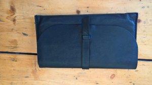 Asos Wallet black leather