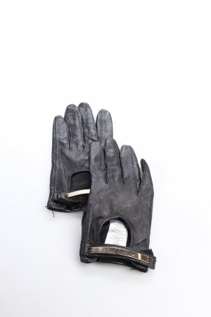 Asos Lederhandschuhe schwarz klassischer Stil