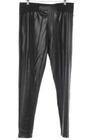 Asos Leggings schwarz Street-Fashion-Look