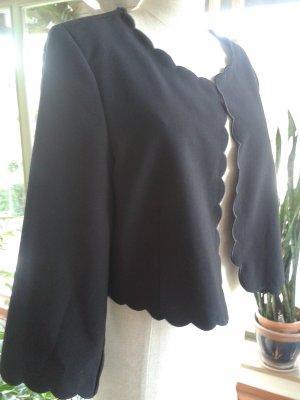 asos  leichtes Jäckchen in schwarz