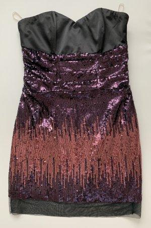 Lipsy Bustier Dress multicolored