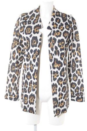 Asos Blazer long motif animal style extravagant