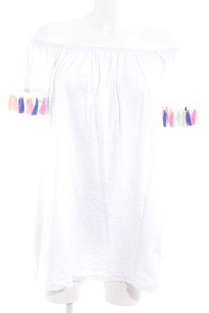 Asos Camicia lunga multicolore stile semplice