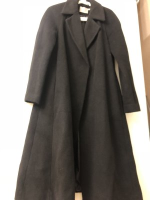 Asos Cappotto in lana nero