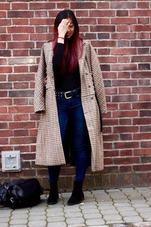 Asos Manteau d'hiver multicolore