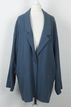 Asos Mantel Gr. 40 blau