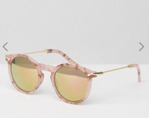 Asos Sunglasses dusky pink